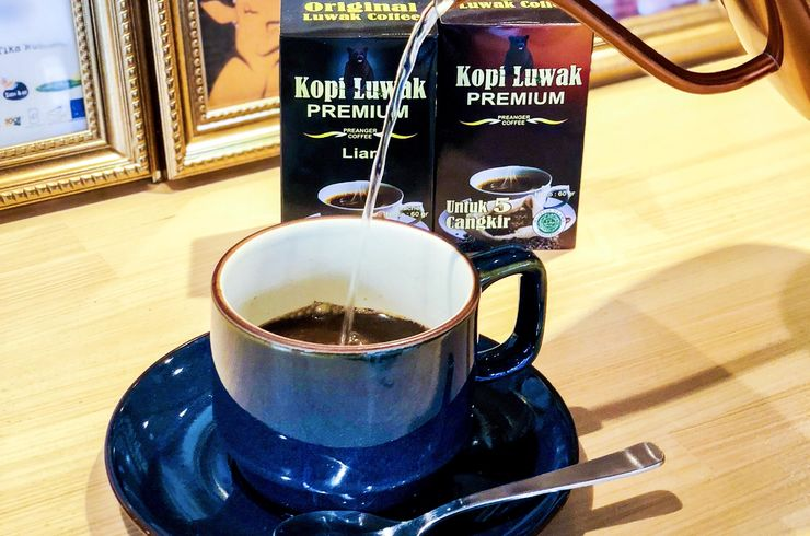 KopiLuwak コピルアク コピルアック コピルワク ギフト 販売 東京 ジャコウネコ